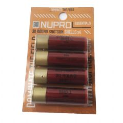 Nuprol Airsoft Shotgun Shells 4 Pack